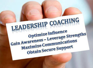 leadership coach