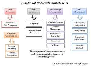social and emotional competencies